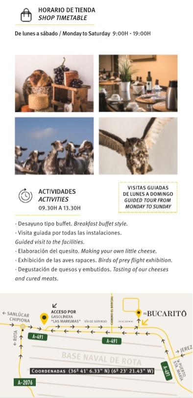 Visitas a El Bucarito